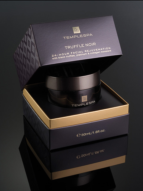 Temple Spa cosmetic product