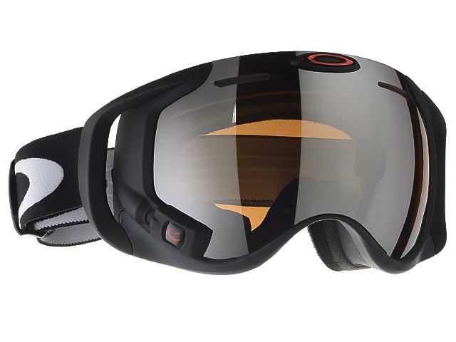 Oakley skiing goggles.