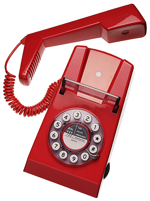 red trimphone