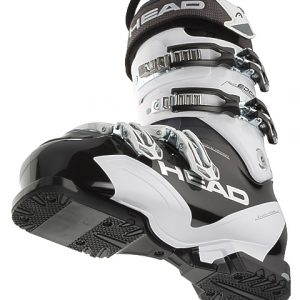Head branded ski boot, sportswear product photography