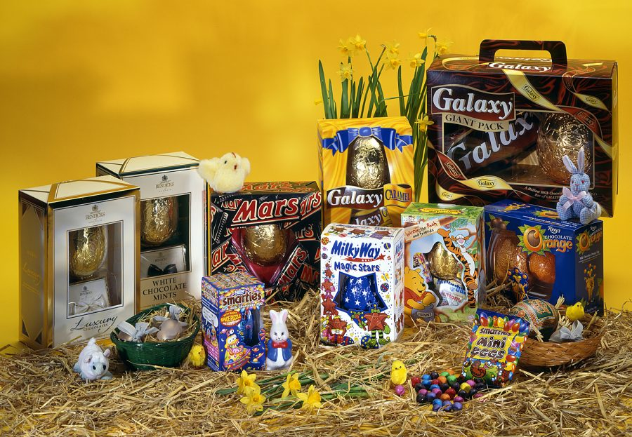 confectionery product photography