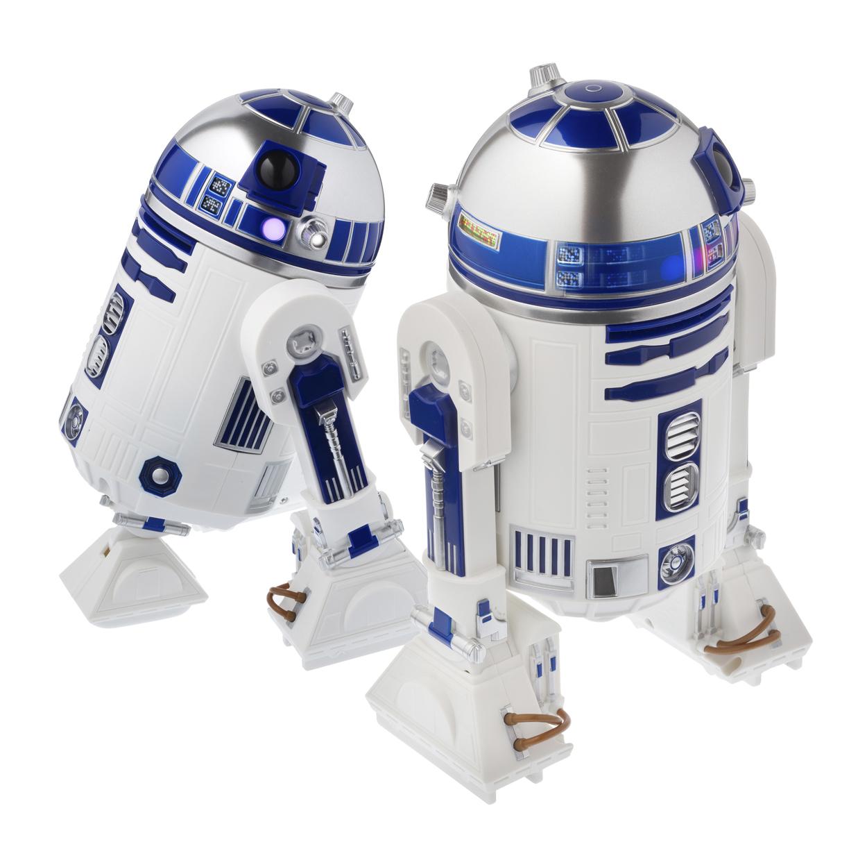 StarWars R2-D2 droid image