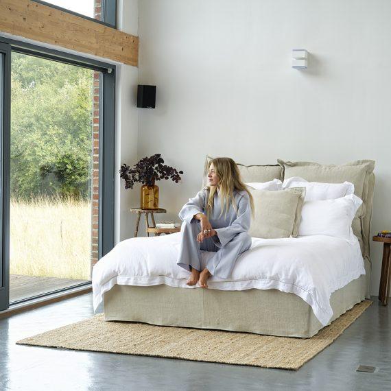 Studio as a bedroom set